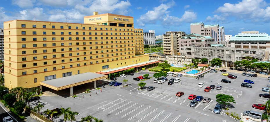 パシフイックホテル沖縄
