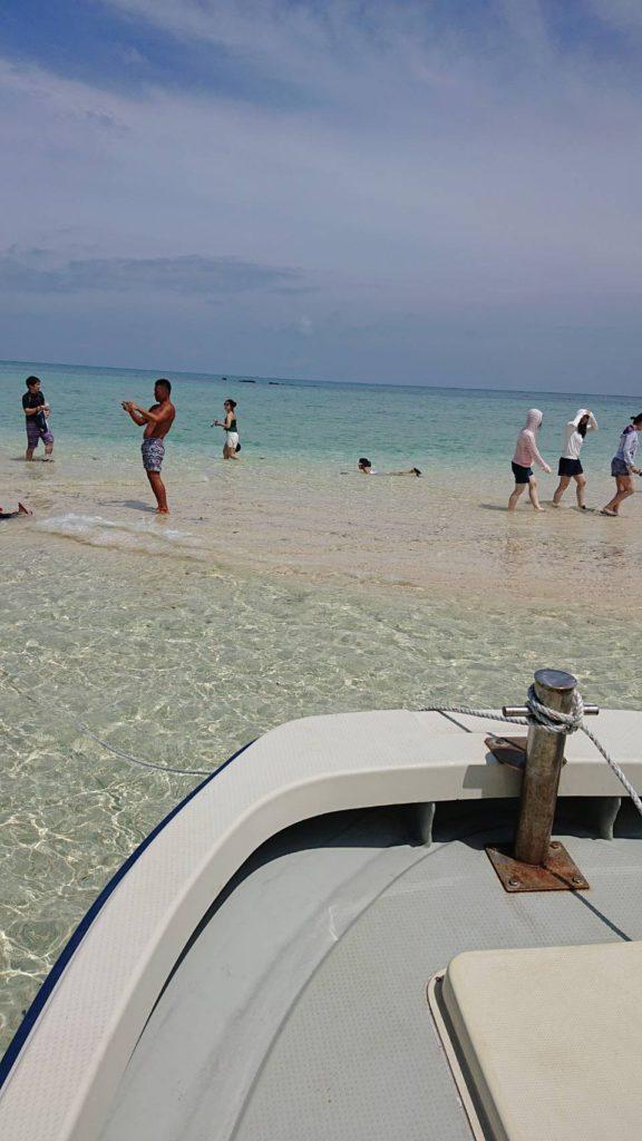 浜島で記念撮影