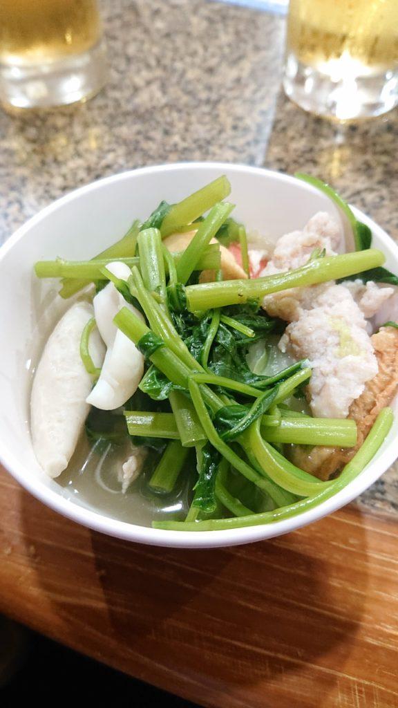 バンコクの料理